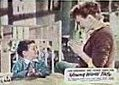 Lobby card from Young Wives' Tale (1951) (1)