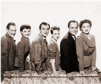 Photograph from Young Wives' Tale (1951) (2)